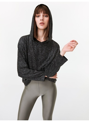 Twist Bluz Gümüş